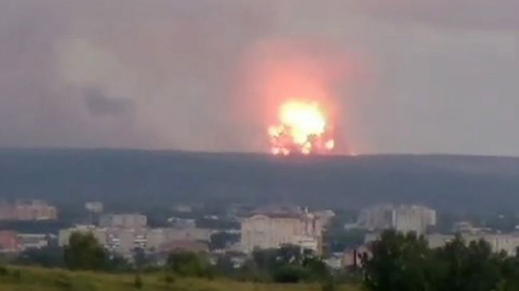 """24 1 - """"Implausible"""" or """"convincing""""? US intelligence called the cause of the explosion near Severodvinsk"""